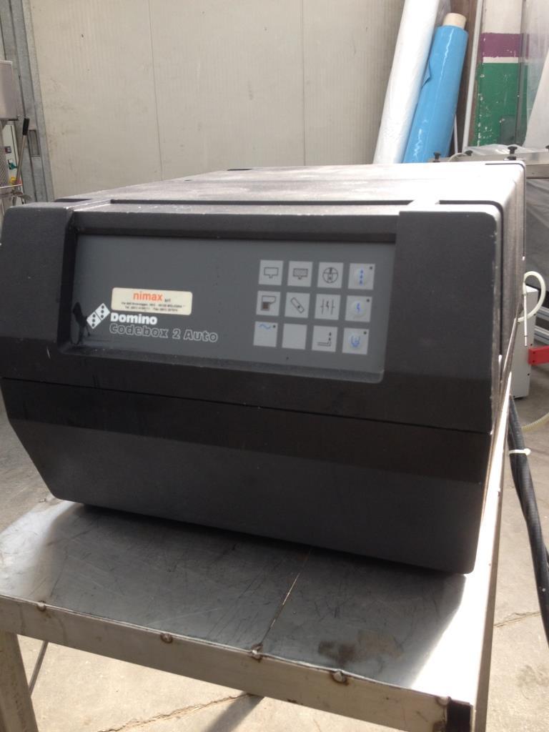 STAMPANTE GETTO INK – DOMINO CODEBOX 2 AUTO (STA-8) in vendita - foto 3