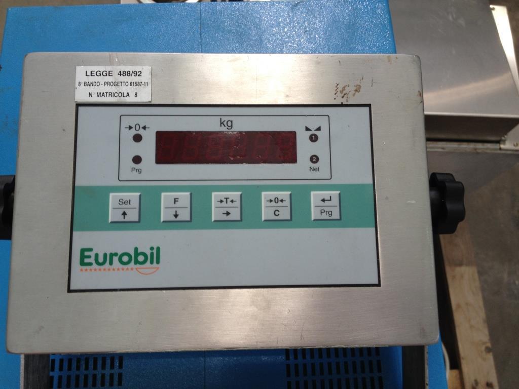 SISTEMA PESATURA CON CELLE DI CARICO – EUROBIL (BIL-29) in vendita - foto 4