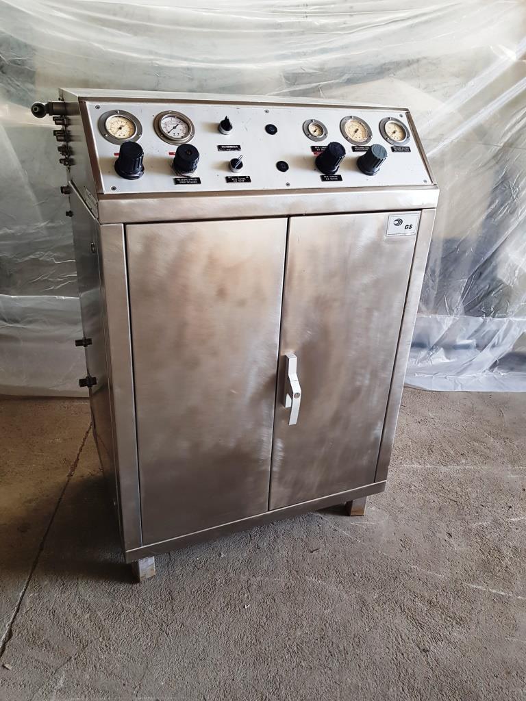 POMPA DI DOSAGGIO E Q.C. BASSINA – GS (POM-108) in vendita - foto 1