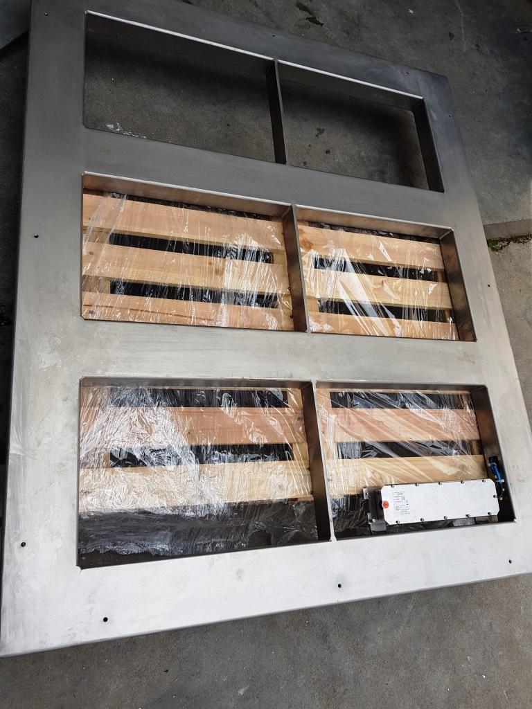 PIATTAFORMA DI PESATA – METTLER TOLEDO (BIL-79) in vendita - foto 3