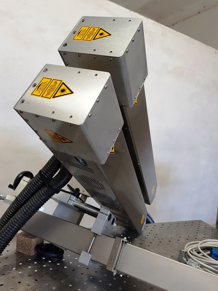 MARCATORE CODIFICATORE LASER – DOMINO (COD-5) in vendita - foto 7