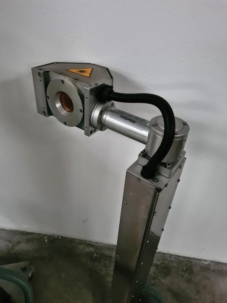 COD. MARCATORE LASER – ALLTEC ALLPRINT SMART 25 (COD-8) in vendita - foto 7