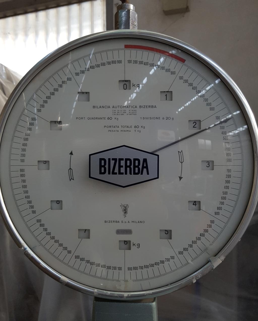 BILANCIA DA PAVIMENTO – BIZERBA (COD. MF-PK-BIL-54) in vendita - foto 3