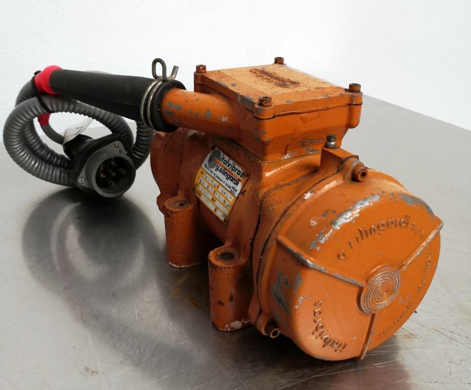 MOTOVIBRATORE ELETTRICO – ITALVIBRAS (COD. RIC-MOT-30) in vendita - foto 4