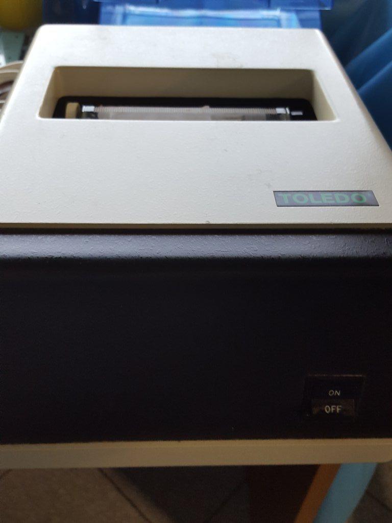 STAMPANTE – METTLER TOLEDO MOD. 8855 (STA-16) in vendita - foto 1