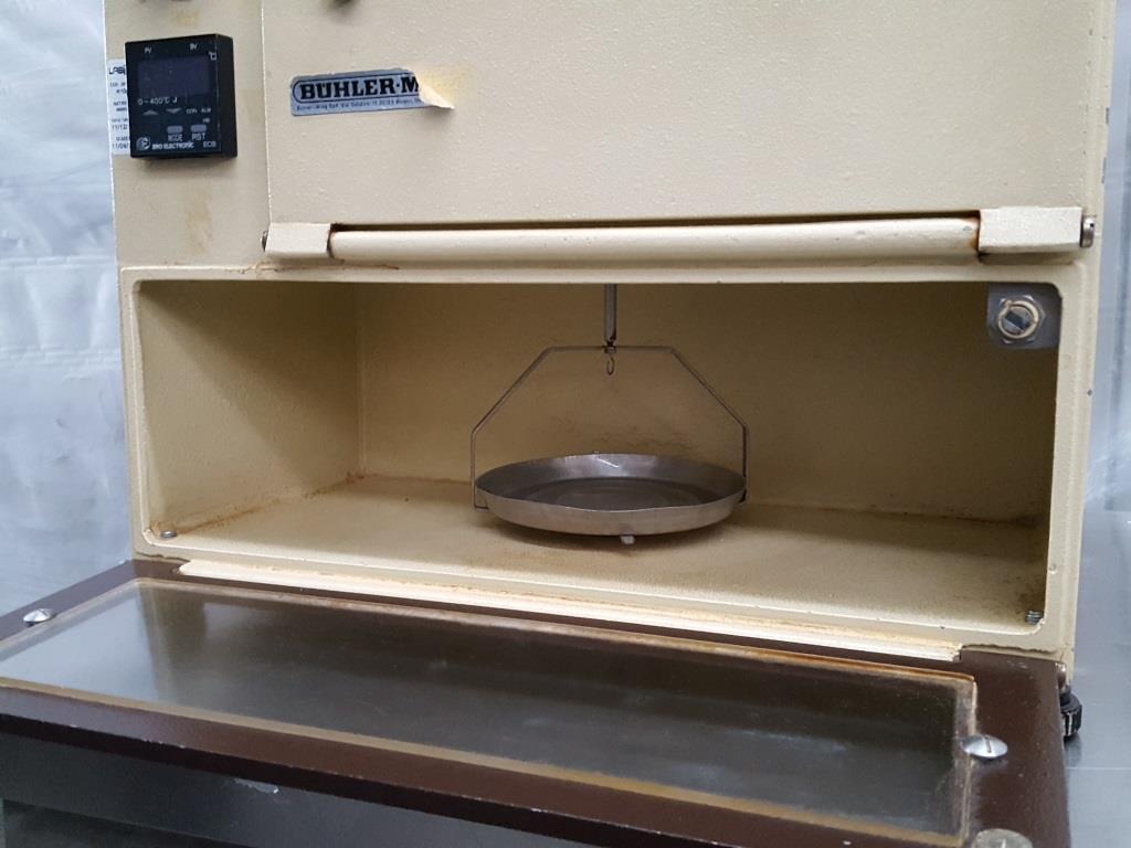 TERMOBILANCIA A TORSIONE BUHLER MIAGMLI 1000 (BIL-10) in vendita - foto 6
