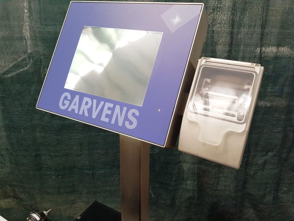 BILANCIA DI LINEA – GARVENS – MOD. VS2 (BIL-80) in vendita - foto 4