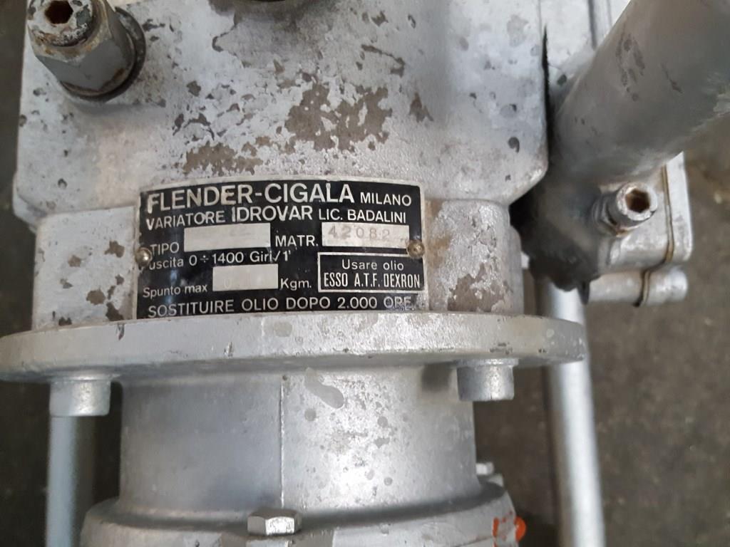 POMPA CARRELLATA - FLENDER-CIGALA (POM-49) in vendita - foto 5
