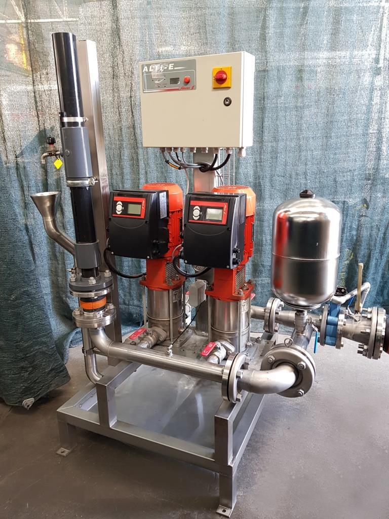 MODULO PRESSURI. IDRICA – SALMSON N-ALTI-VE 2G (AUT-10) in vendita - foto 2