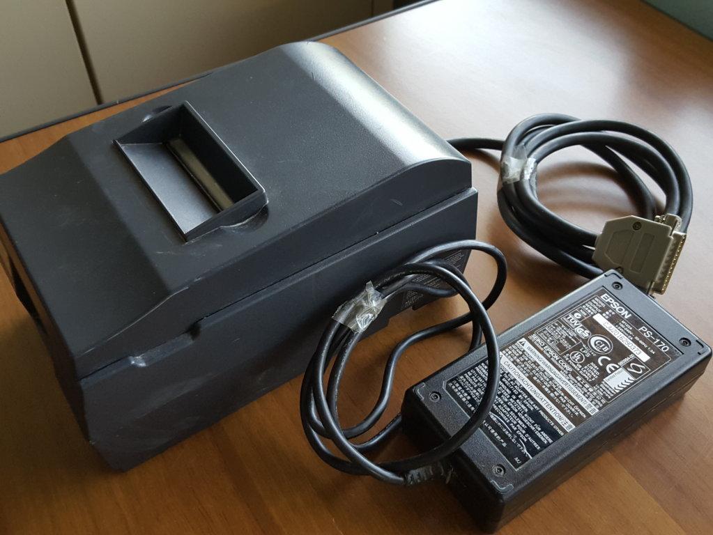 STAMPANTE A NASTRO – METTLER TOLEDO  (STA-15) in vendita - foto 3