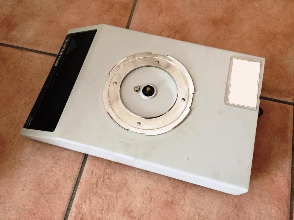 BILANCIA METTLER TOLEDO MOD. PM 400 (COD. LAB-BIL-18) in vendita - foto 5