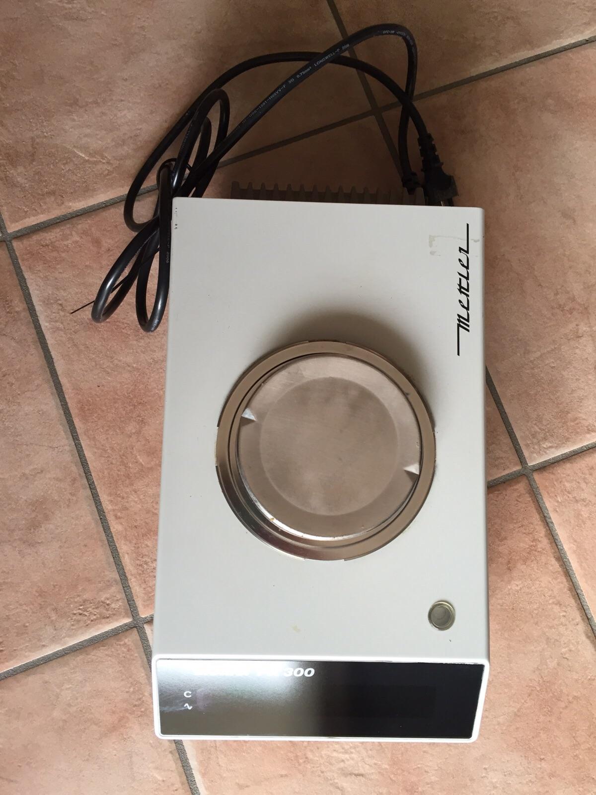 BILANCIA DA BANCO METTLER – MOD. PK300 (BIL-35) in vendita - foto 2