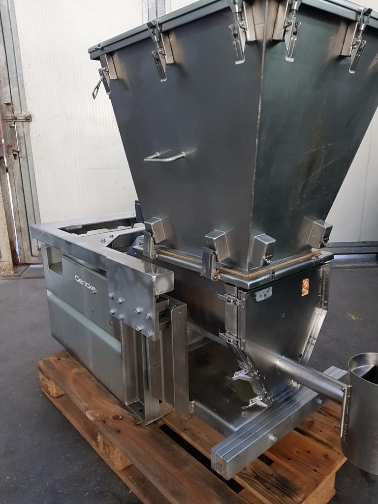 MESCOLATORE DOSATORE - GERICKE GDU 131 (MES-32) in vendita - foto 7