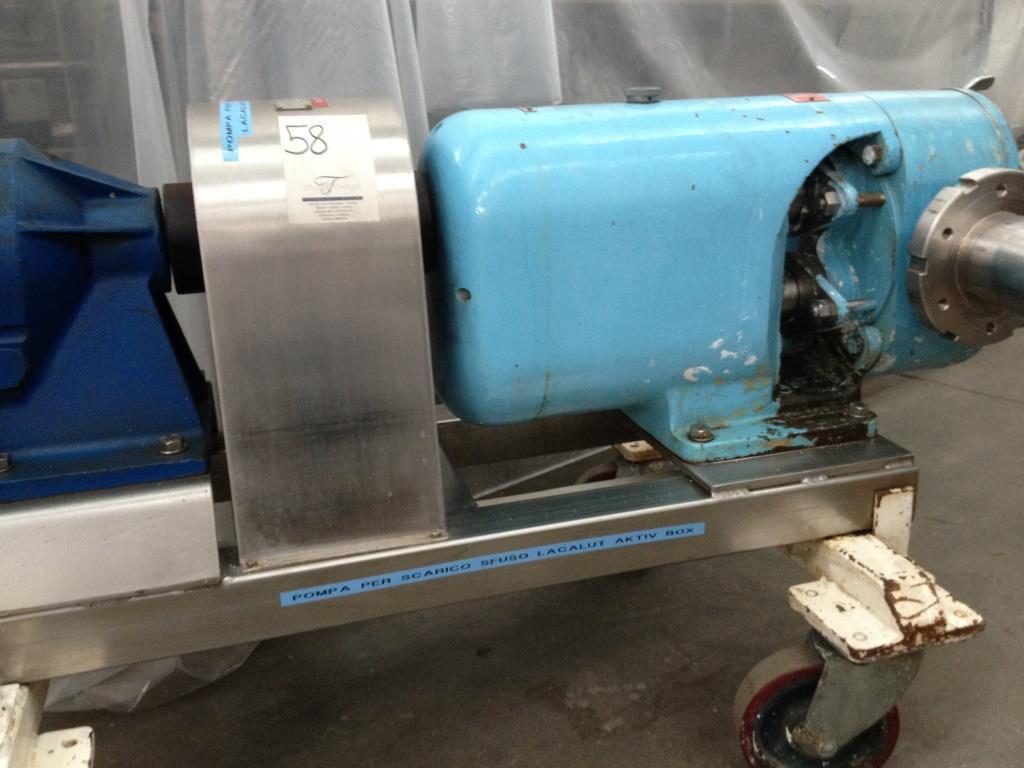 POMPA A LOBI SSP MOD. 400ND (COD. MF-PR-POM-40) in vendita - foto 5