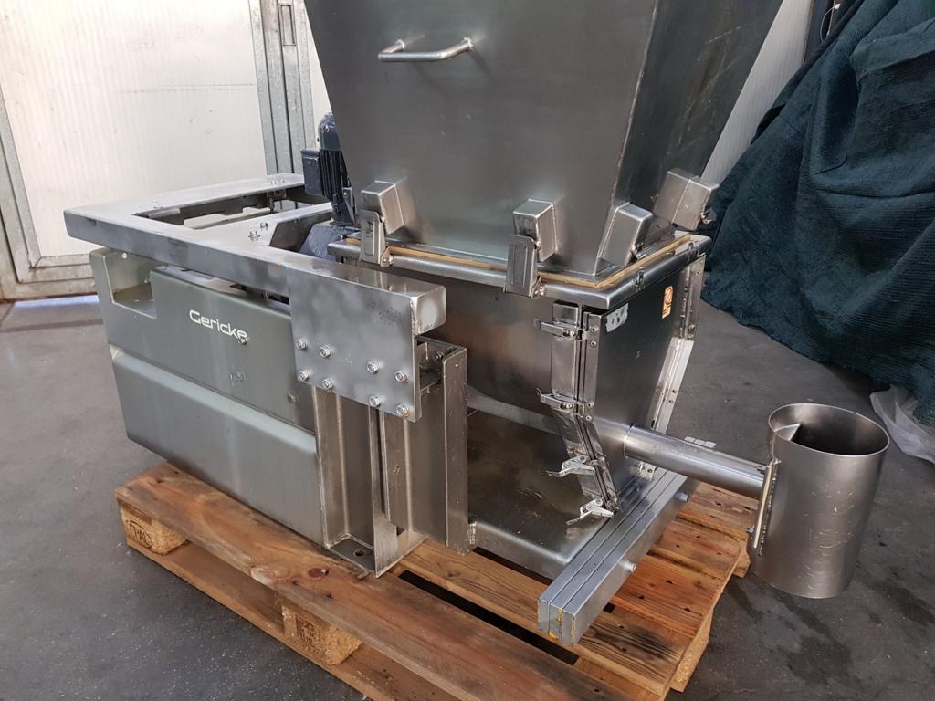 MESCOLATORE DOSATORE - GERICKE GDU 131 (MES-32) in vendita - foto 2