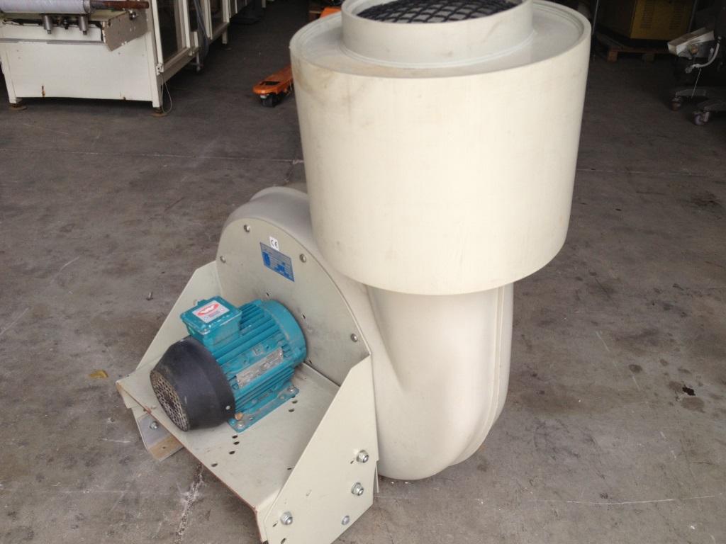 SOFFIANTE DI PLASTICA IND. SIFAT CMV250/200 (TUR-3) in vendita - foto 1