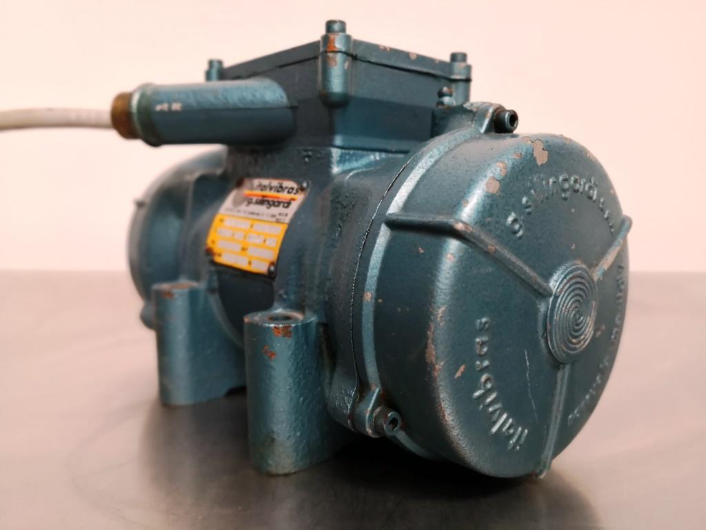 MOTOVIBRATORE ELETTRICO – ITALVIBRAS (COD. RIC-MOT-30) in vendita - foto 6