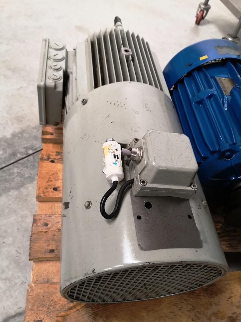 MOTORE ELETTRICO – SSB – MOD. GXTF (COD. RIC-MOT-27) in vendita - foto 2