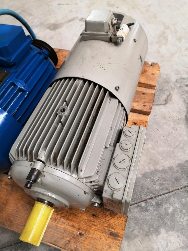 MOTORE ELETTRICO – SSB – MOD. GXTF (COD. RIC-MOT-27) in vendita - foto 1