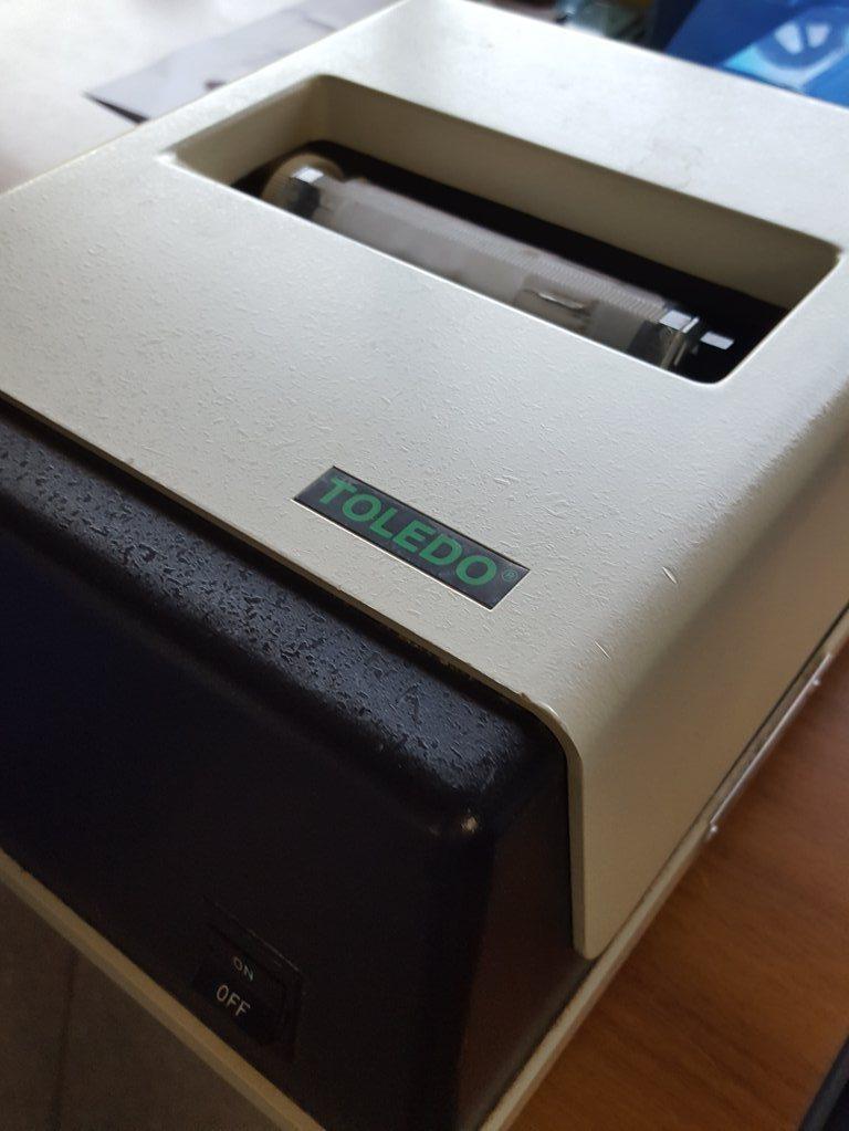 STAMPANTE – METTLER TOLEDO MOD. 8855 (STA-16) in vendita - foto 2