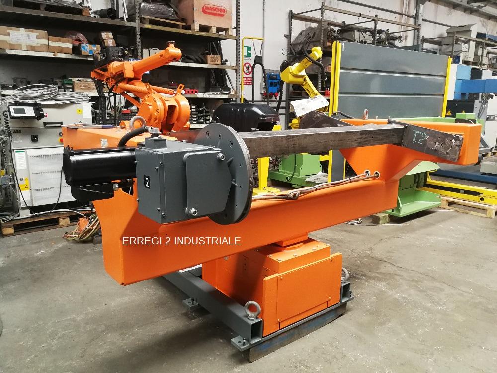 Isola Robot ABB Irb 1400 doppio tornio in vendita - foto 2