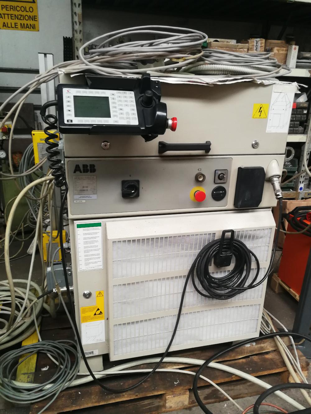 Isola Robot ABB Irb 1400 doppio tornio in vendita - foto 5