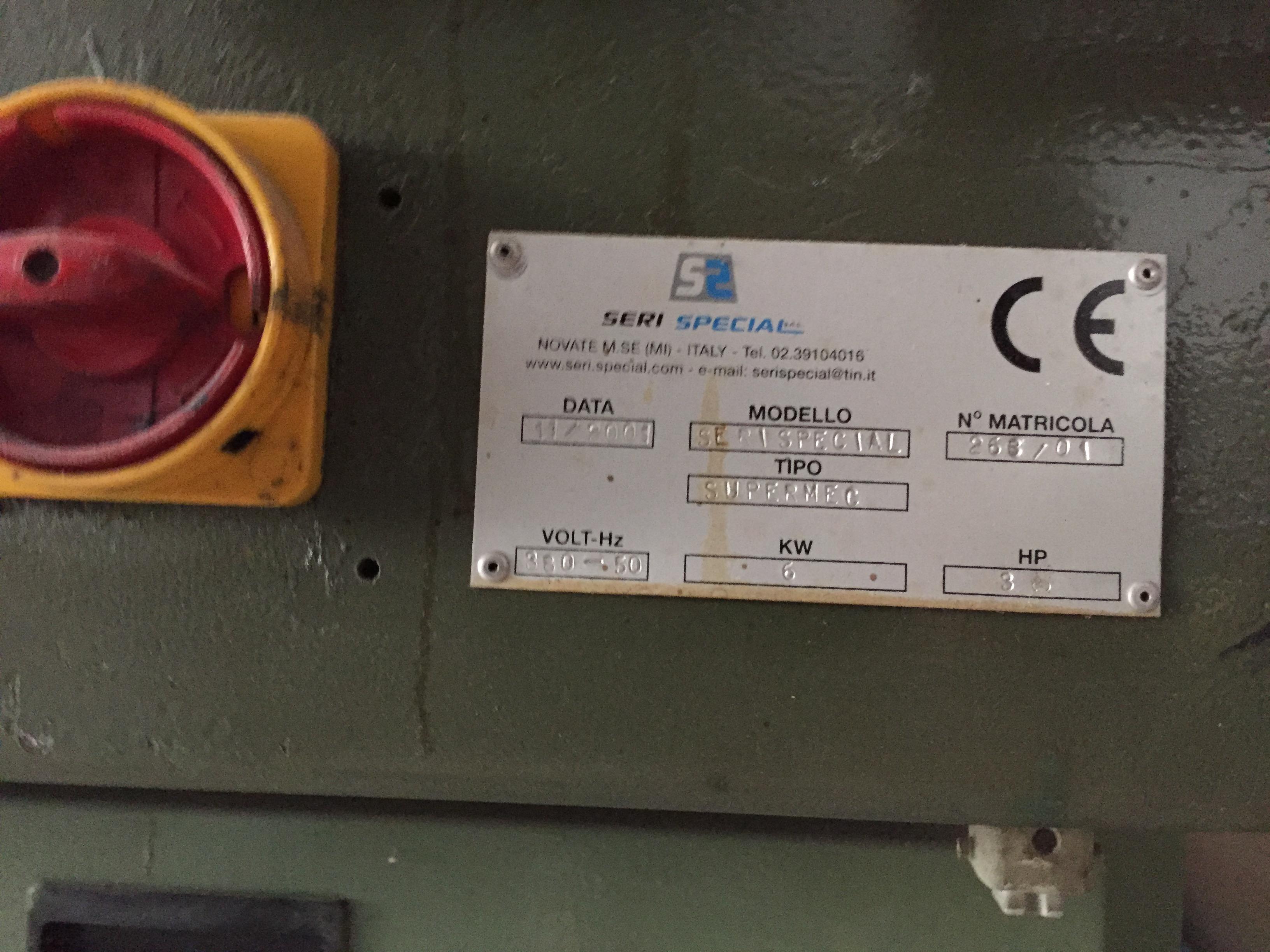 Linea serigrafica semiautomatica con forno UV in vendita - foto 3