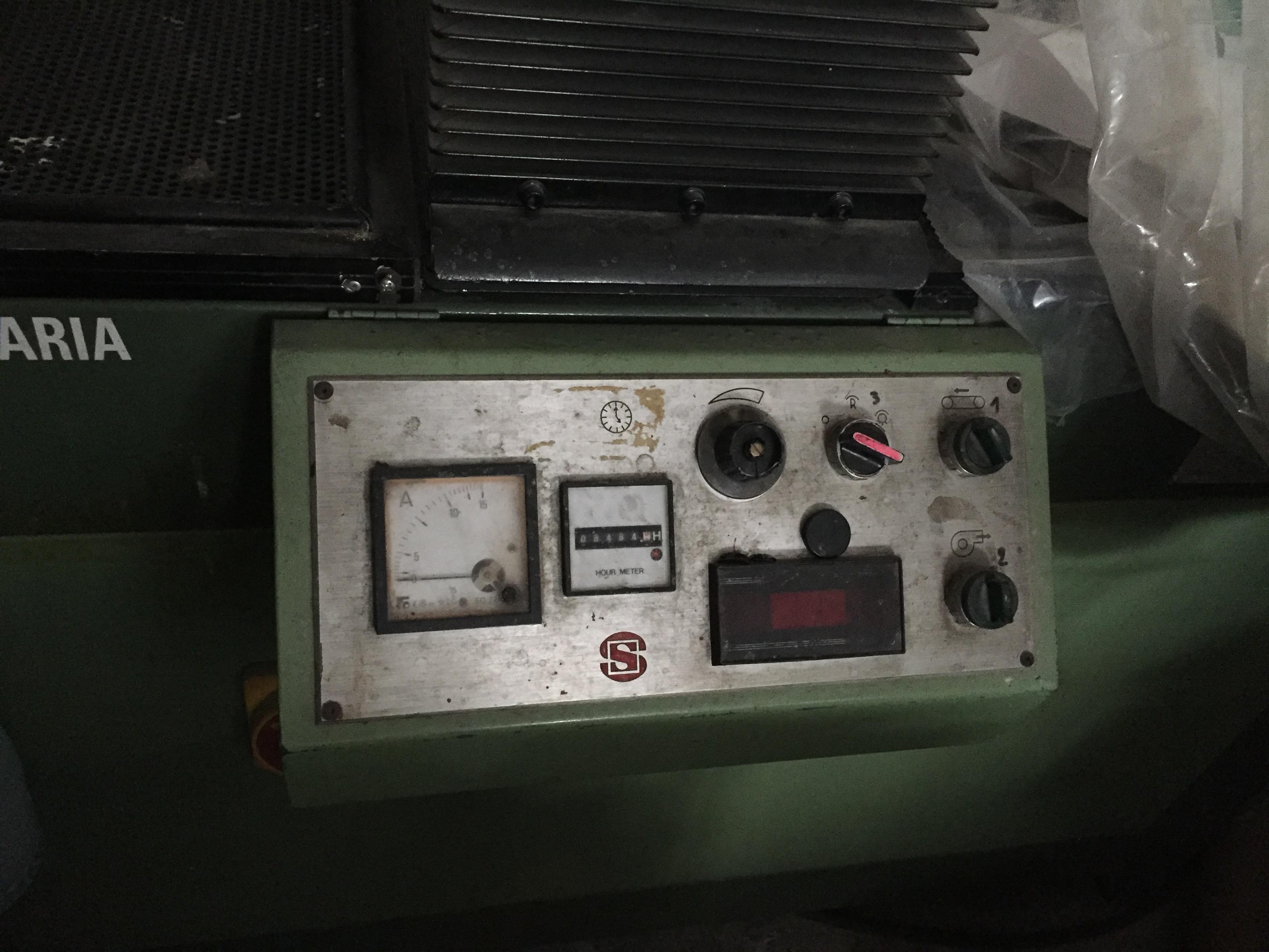 Linea serigrafica semiautomatica con forno UV in vendita - foto 5