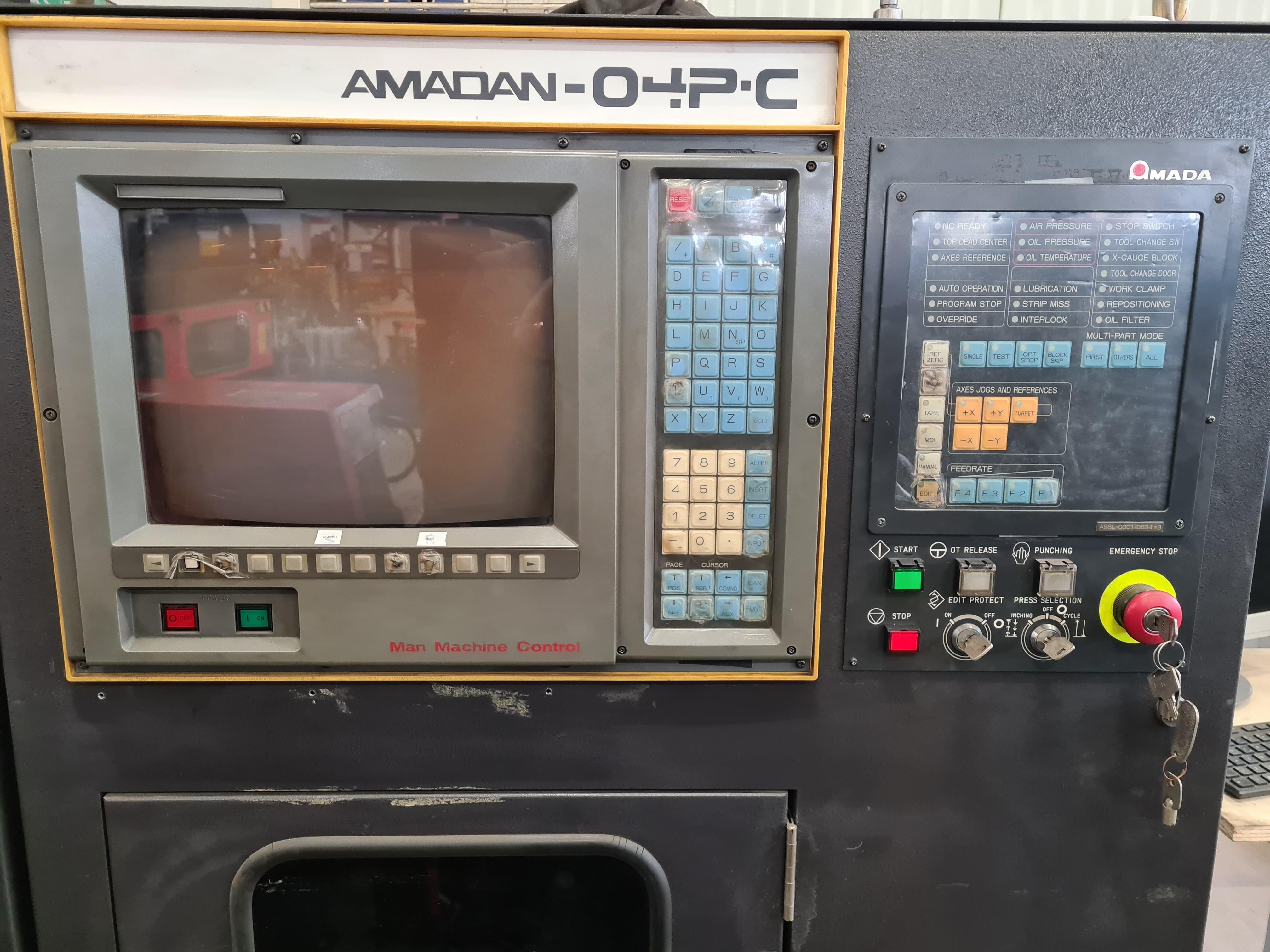 Amada Vipros 357 + Caricatore MP1220 in vendita - foto 8