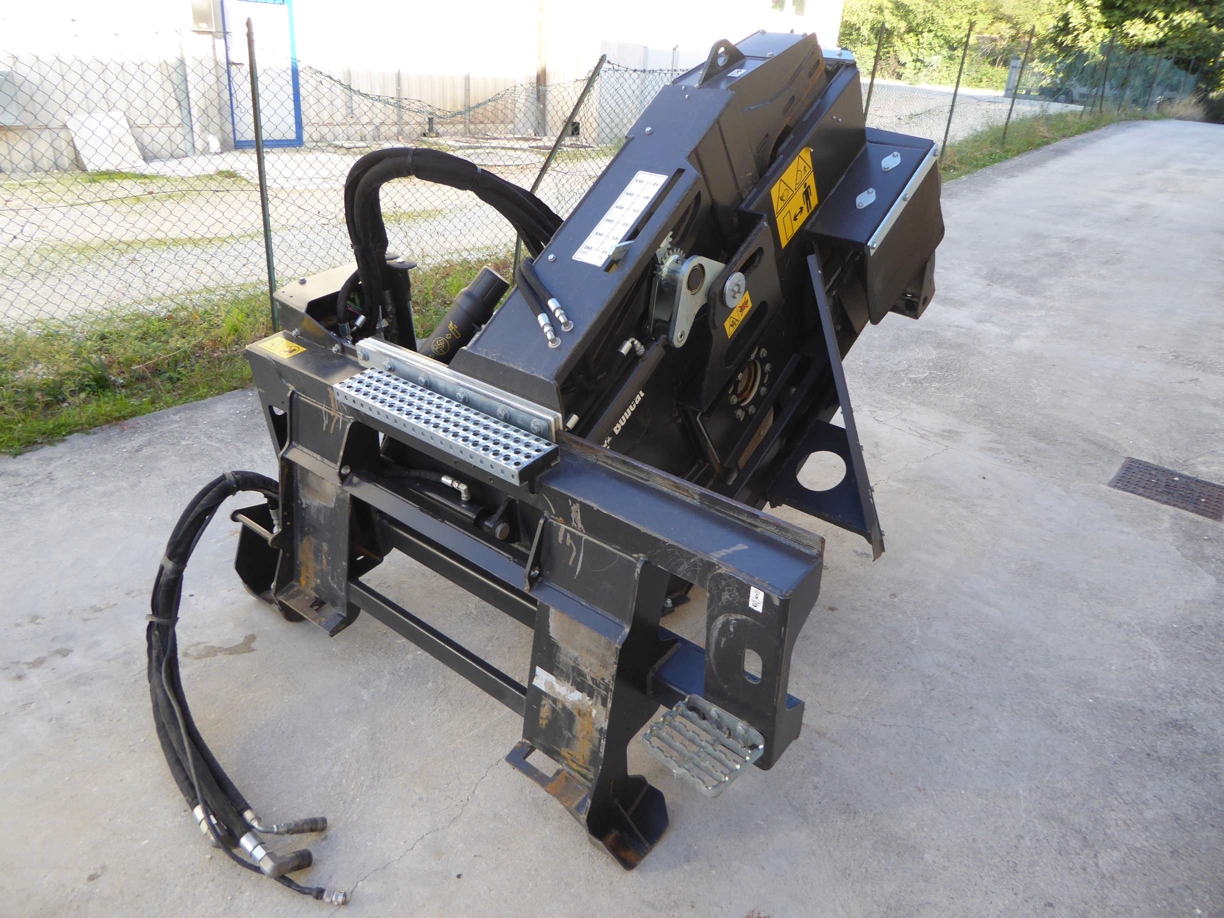 Scavacanali Bobcat WSSL 20 Wheel Saw in vendita - foto 4