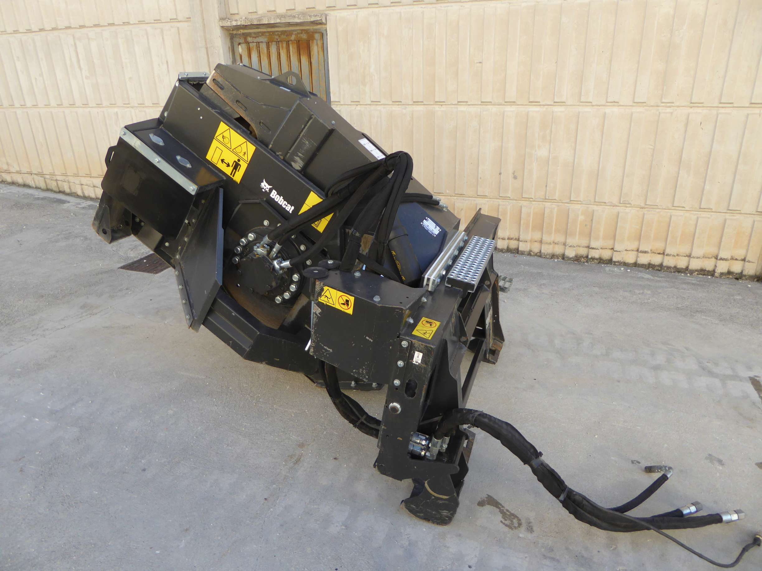 Scavacanali Bobcat WSSL 20 Wheel Saw in vendita - foto 2
