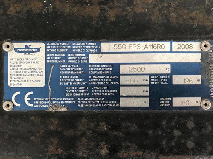 Carrello Elevatore usato Linde H25D/392 in vendita - foto 2