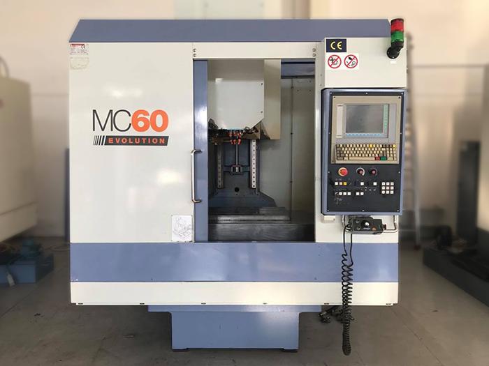 Centro di Lavoro usato FAMUP MC60E in vendita - foto 1