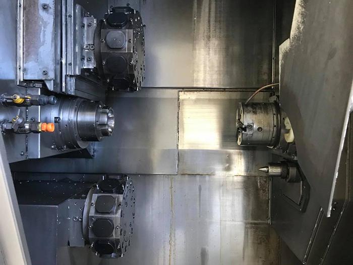 TORNIO CNC USATO GILDEMEISTER – TWIN 42 in vendita - foto 10