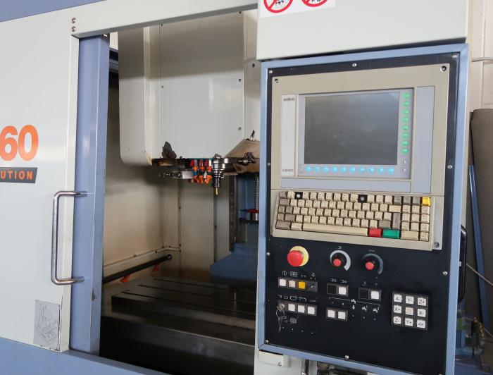 Centro di Lavoro usato FAMUP MC60E in vendita - foto 5
