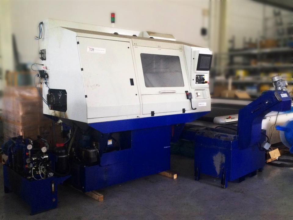 TORNIO CNC USATO CAMI BIMANDRINO - BMD22/22SP in vendita - foto 4