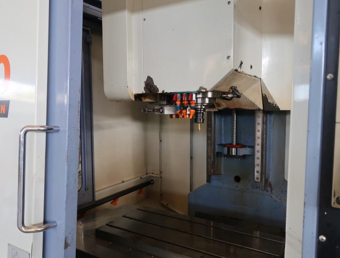 Centro di Lavoro usato FAMUP MC60E in vendita - foto 4