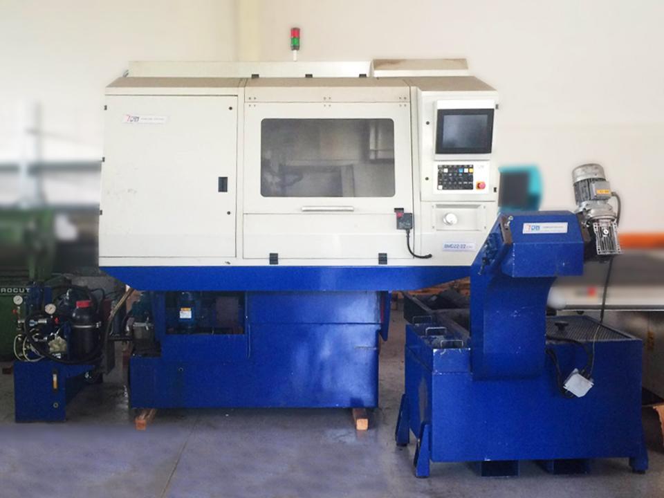 TORNIO CNC USATO CAMI BIMANDRINO - BMD22/22SP in vendita - foto 1