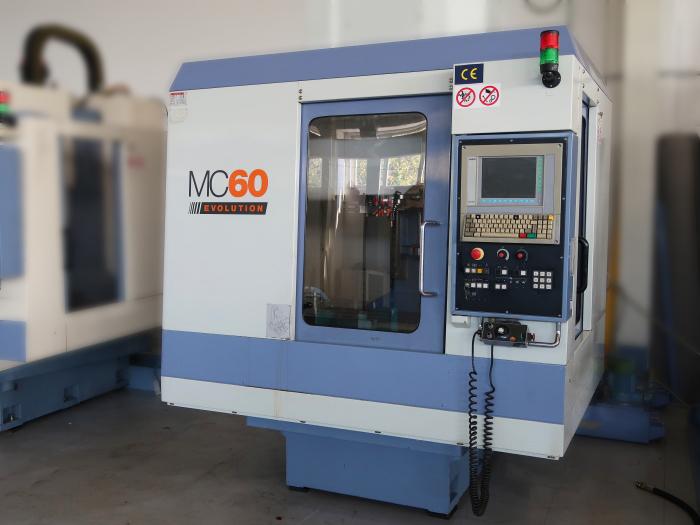 Centro di Lavoro usato FAMUP MC60E in vendita - foto 2