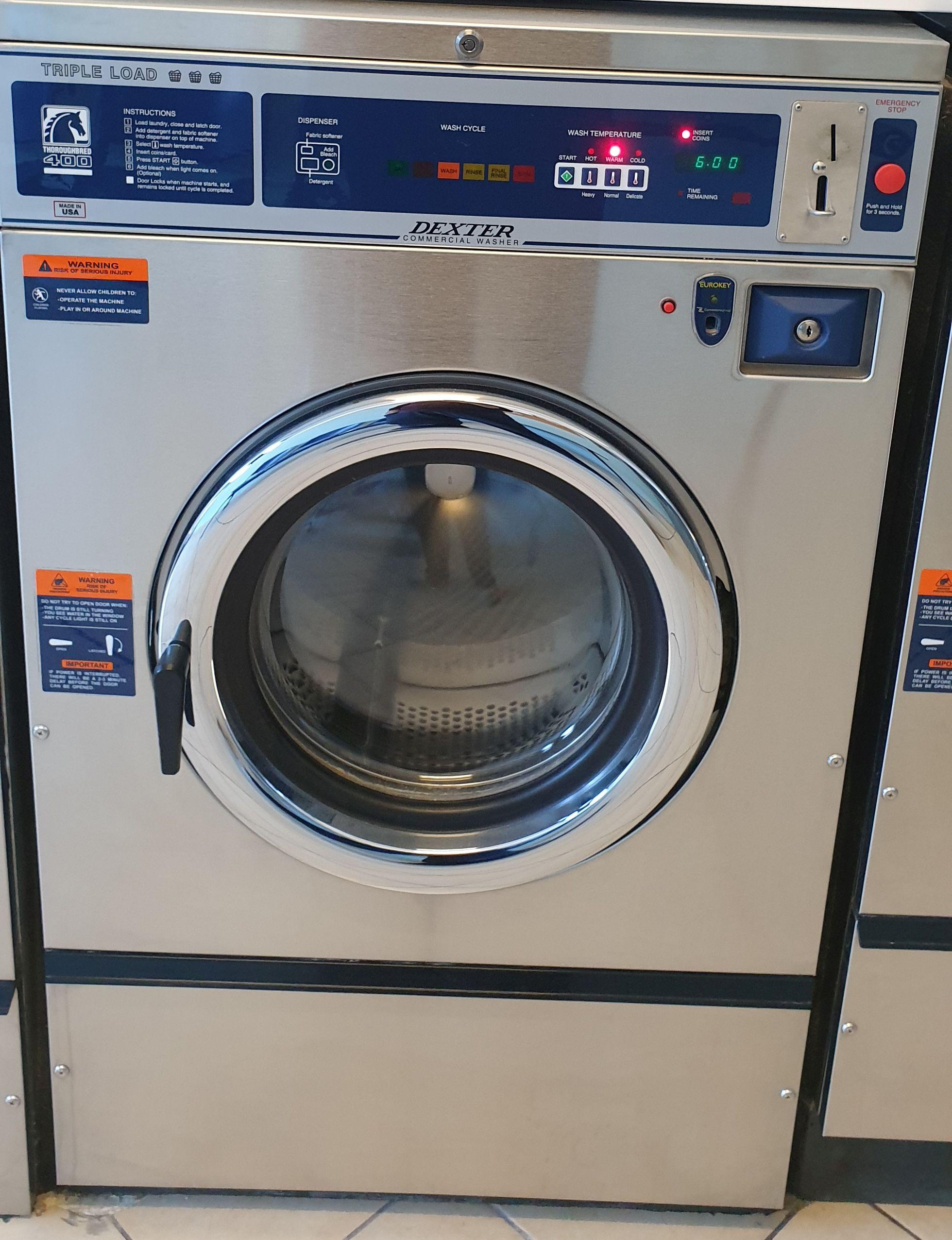 Attrezzatura completa per lavanderia self-service in vendita - foto 7