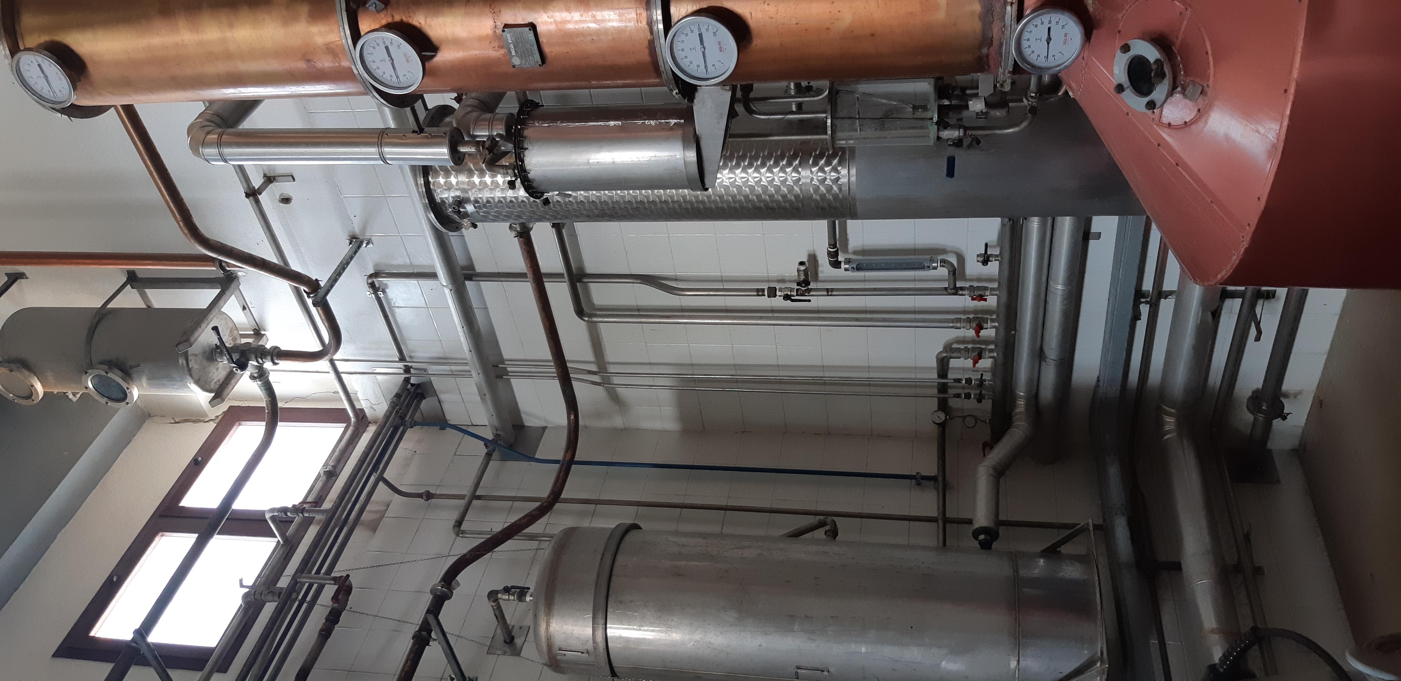 Impianto di distillazione in vendita - foto 3