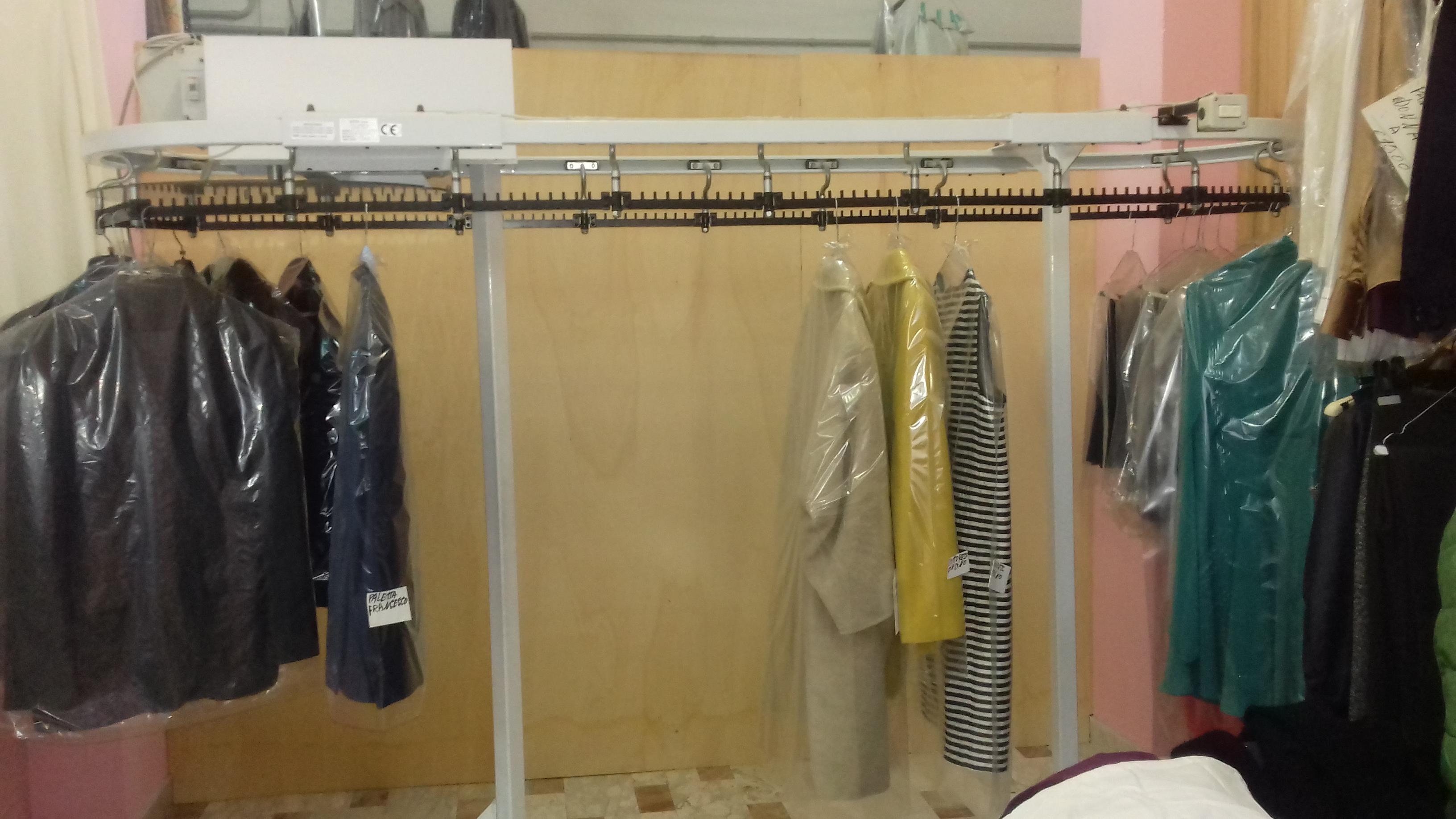 Attrezzature lavanderia secco in vendita - foto 3