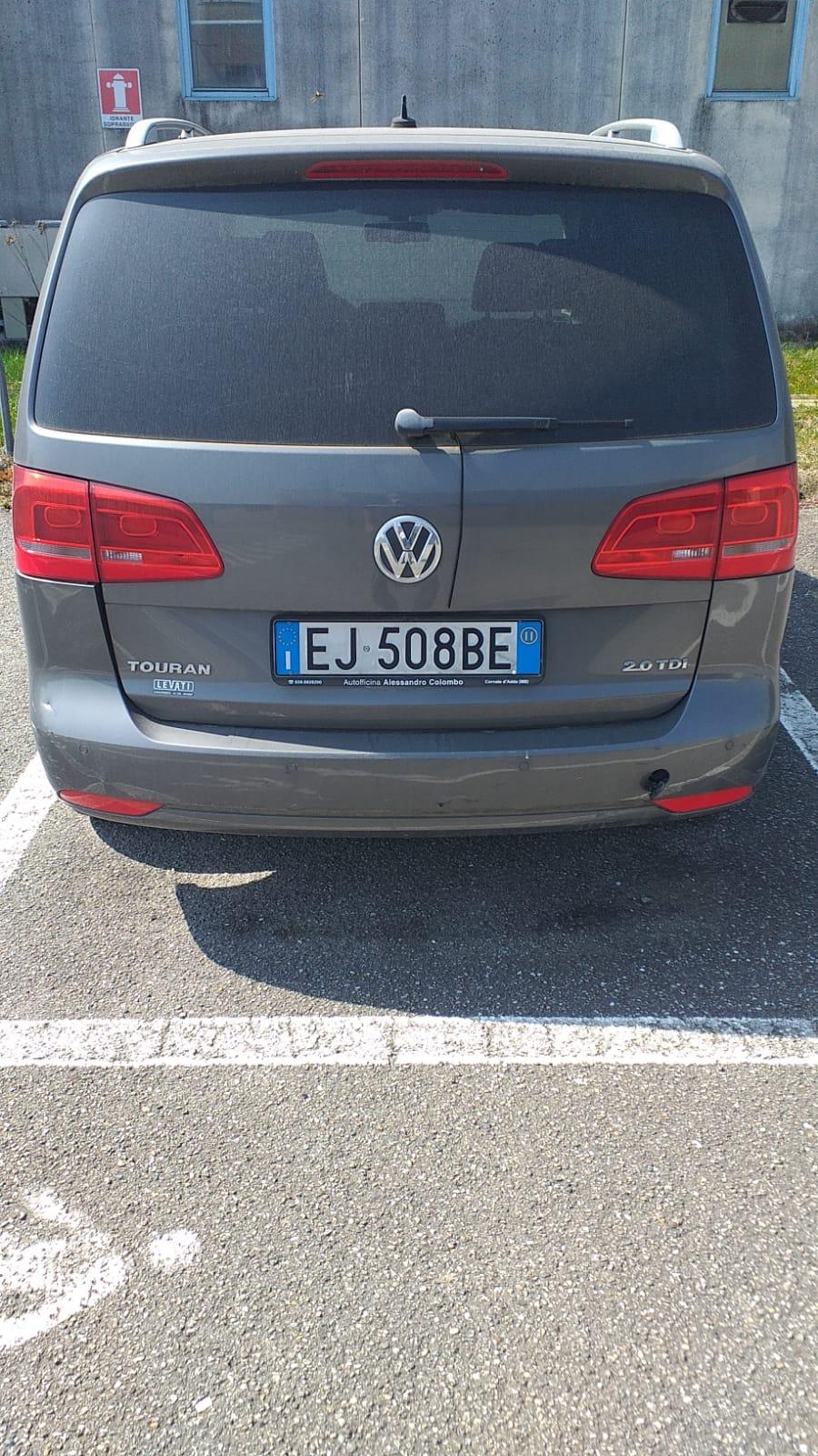 AUTOVETTURA VW TOURAN in vendita - foto 2