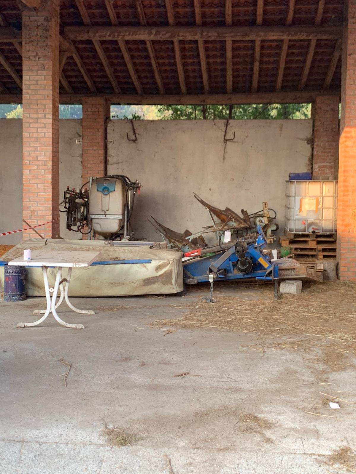 MACCHINARI E ATTREZZATURE AGRICOLE in vendita - foto 7