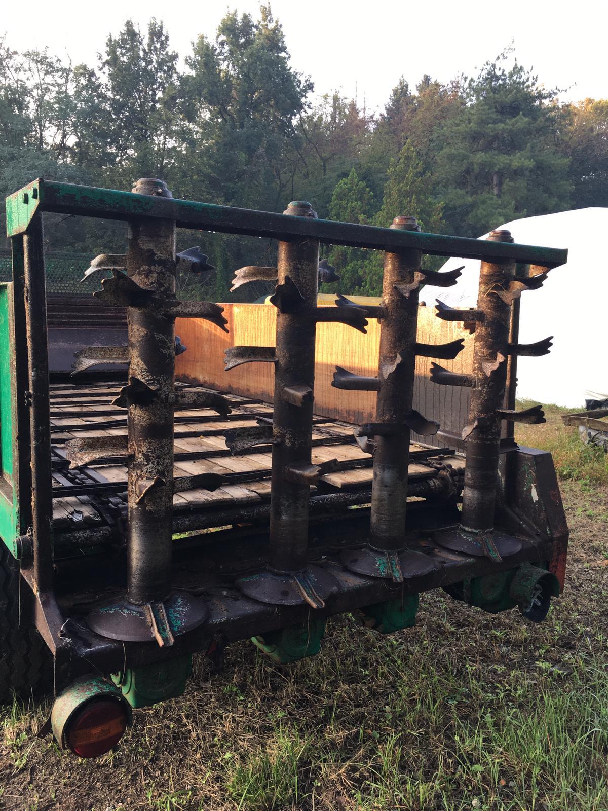 MACCHINARI E ATTREZZATURE AGRICOLE in vendita - foto 4