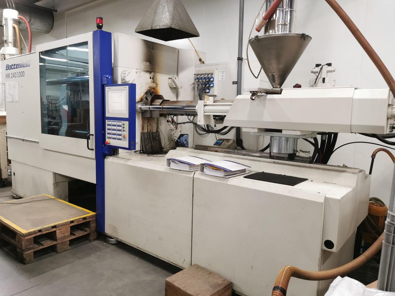Battenfeld HM 240/1000 in vendita - foto 2