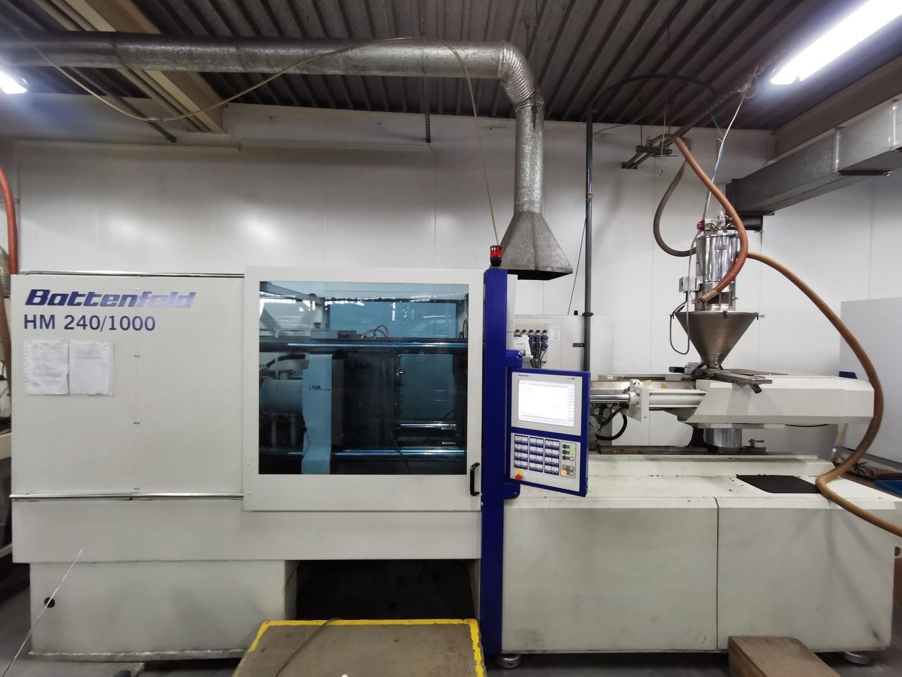 Battenfeld HM 240/1000 in vendita - foto 4
