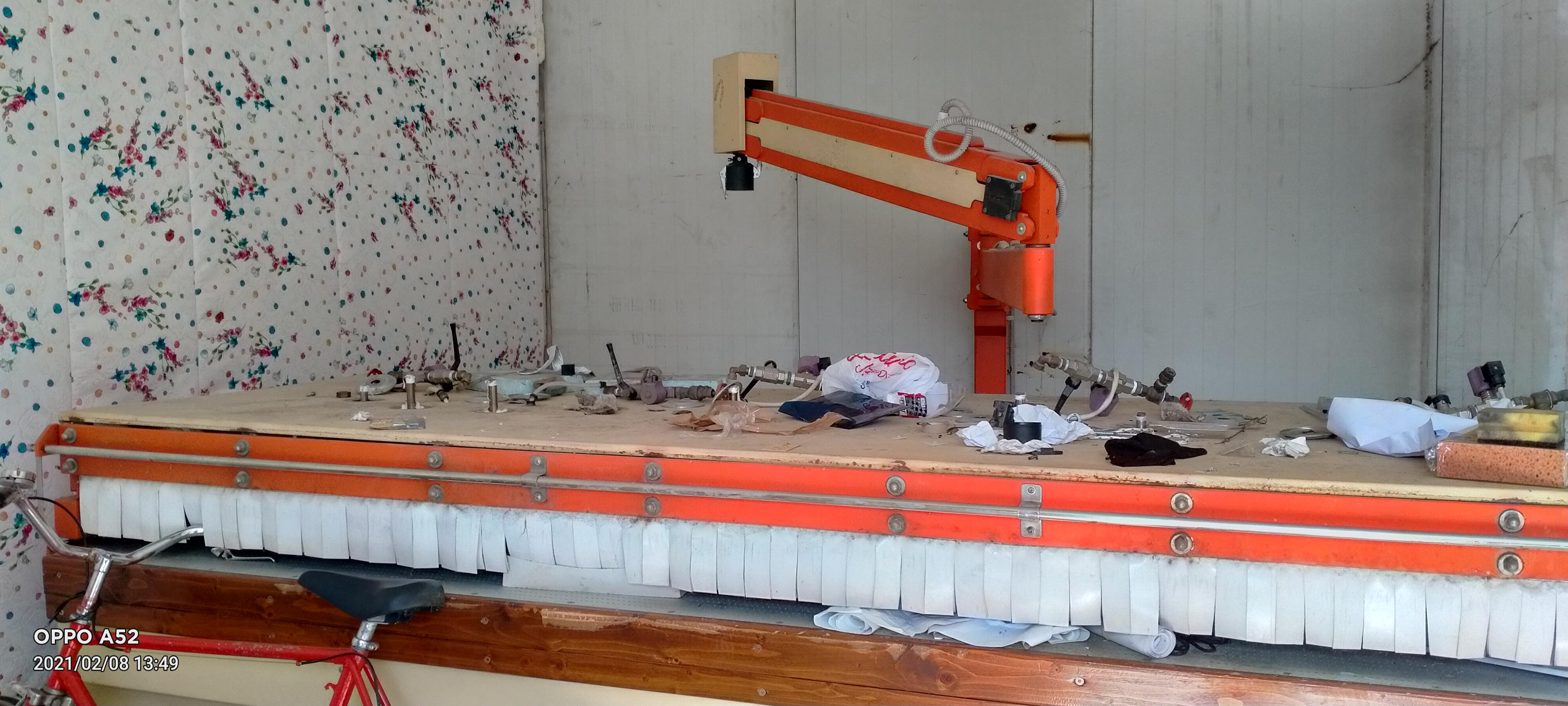Macchine lavorazione tessuti in vendita