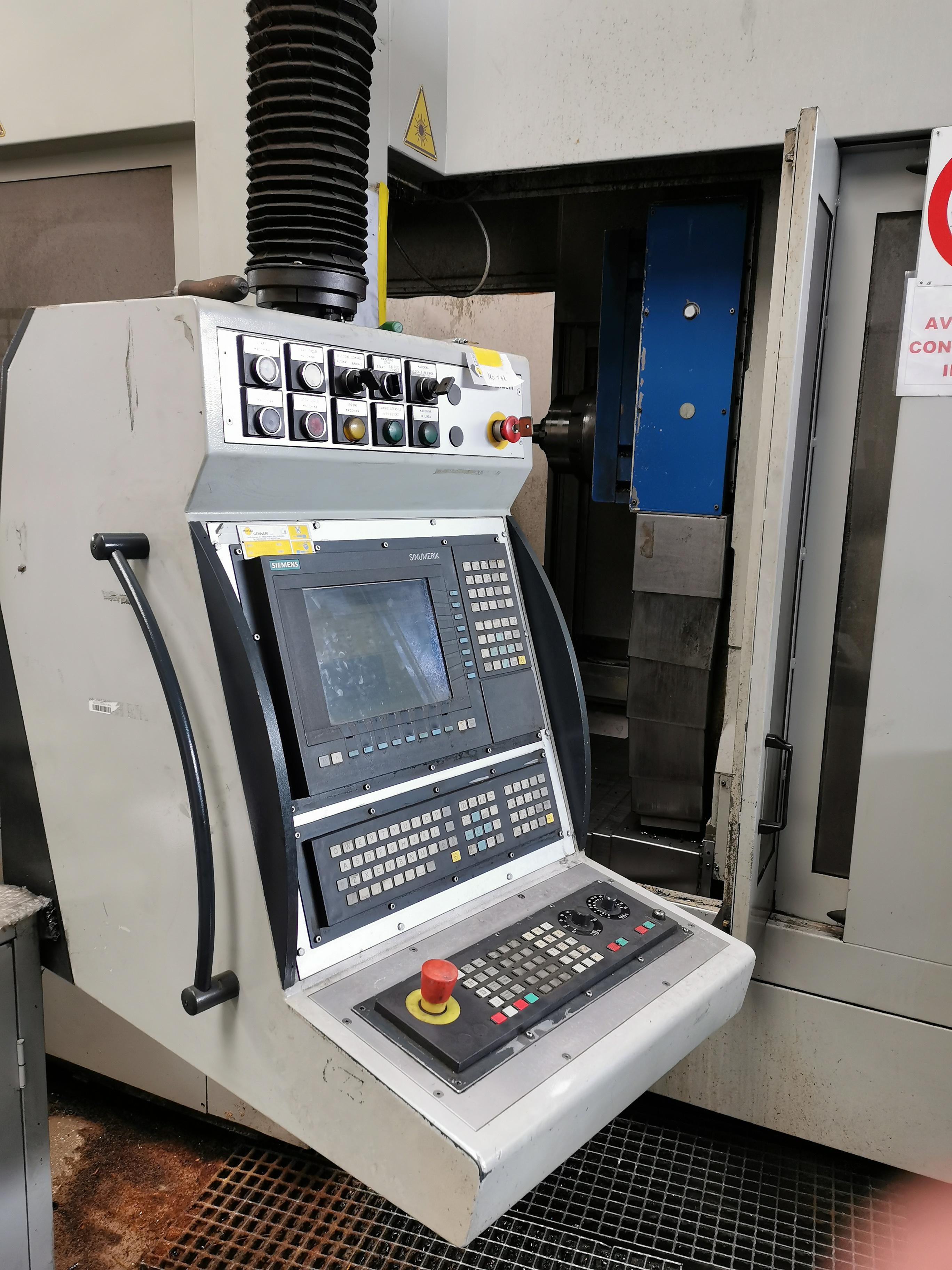Centro di Lavoro Orizzontale MANDELLI M7S in vendita - foto 3