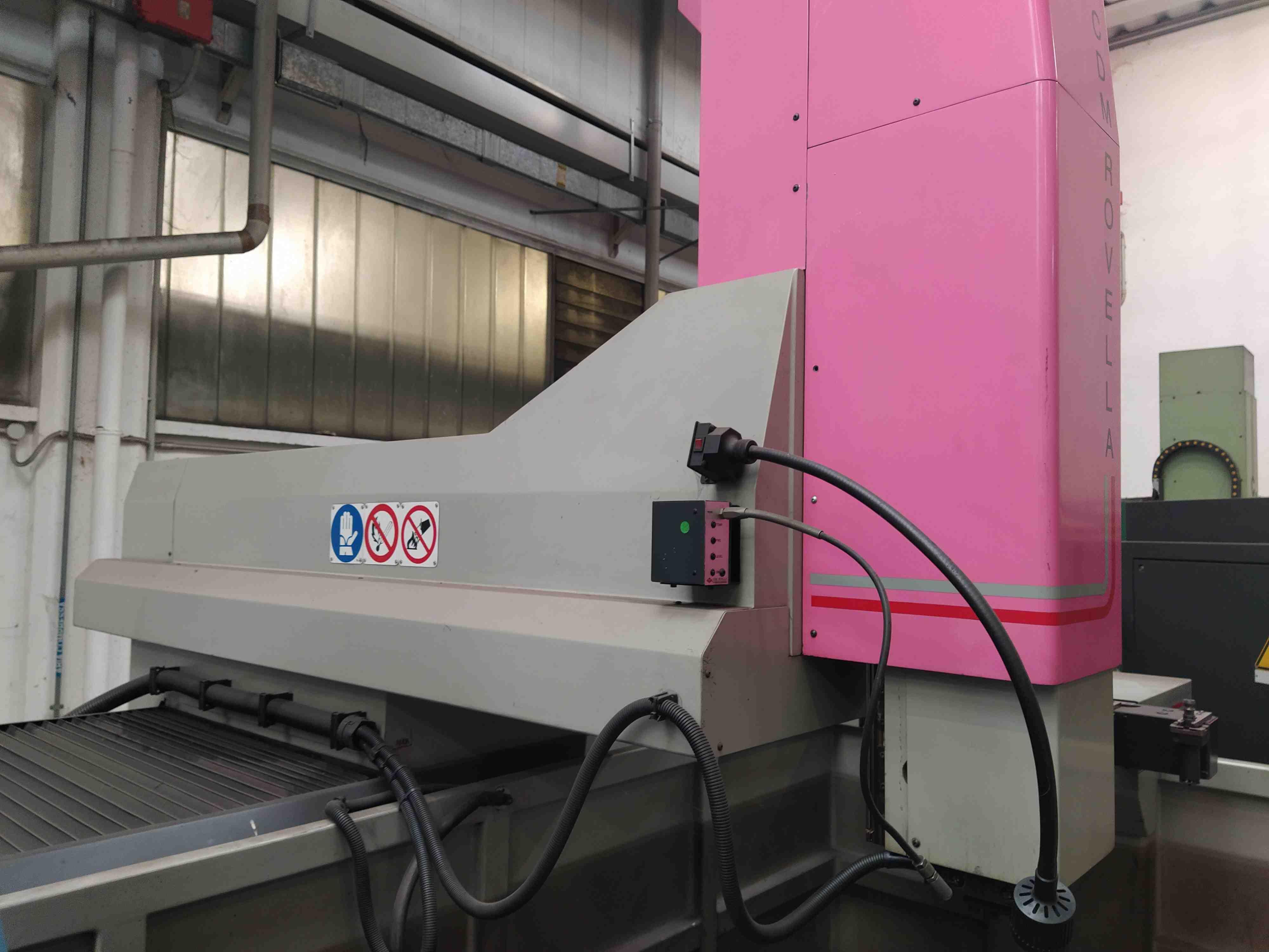 Elettroerosione a CNC CDM Rovella BF 1300 ZENIT in vendita - foto 2